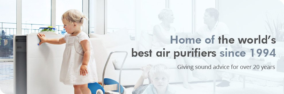Air Purifiers 20 Years
