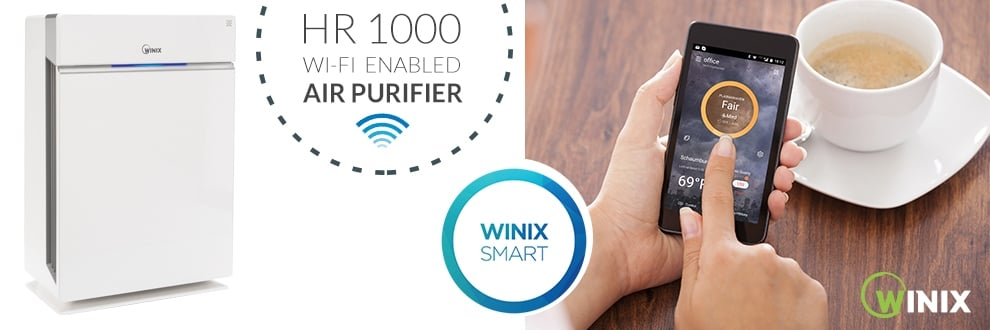 Winix Smart Air Purifier HR1000
