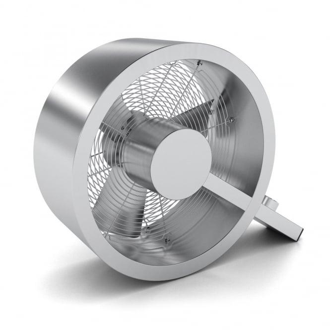 Stadler Form 'Q' Brushed Aluminium Fan
