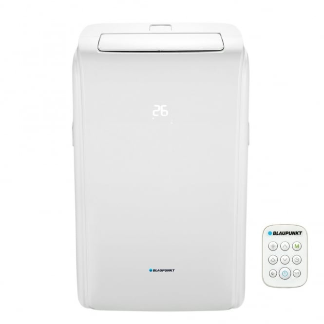 Blaupunkt Moby Blue 0909 Powerful 4-in1 Mobile Air Conditioning Unit