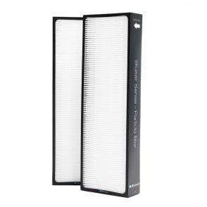 Blueair Sense Series Replacement Hepa Filter Set with Carbon Pre-Filters