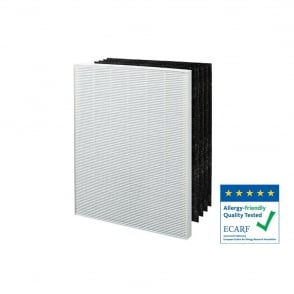 P150 Series Annual Replacement Filter Pack with True Hepa Filter and 4 Carbon Filters
