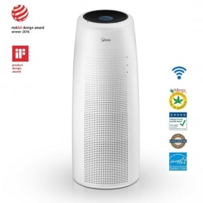 NK305 Wi-Fi Smart Control Room Air Purifier with Intelligent Automatic Air Quality Sensor