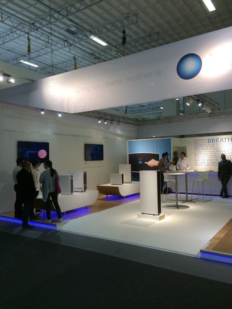 Stunning New Blueair Air Purifiers Are A Hit At The Ifa
