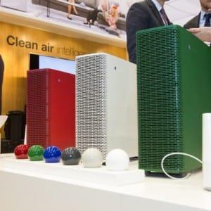 blueair air purifiers and air quality sensors