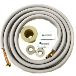 2 Metre Extension Pipes for Chigo KFR50/51/53/55 Easy Install Air Conditioners