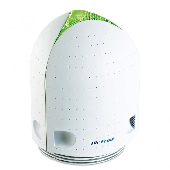 Airfree P150 Iris Air Purifier with Unique Colour Changing Technology.