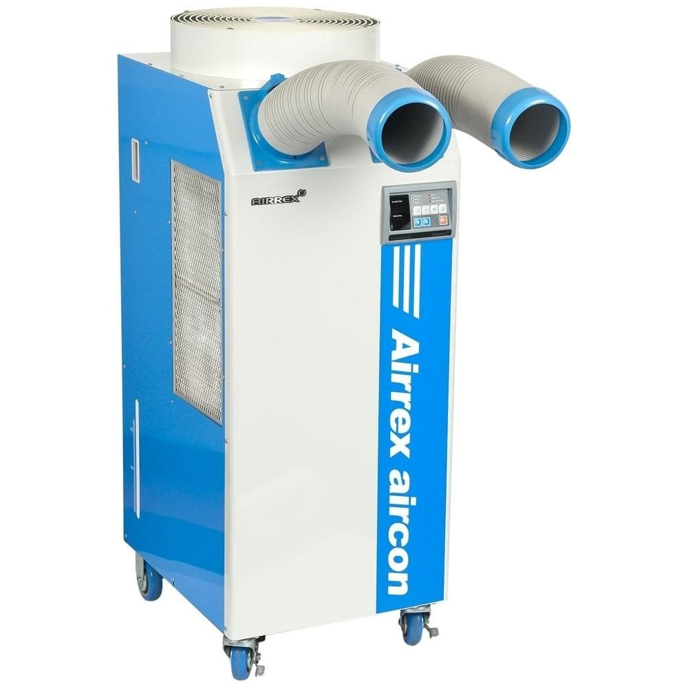 Cooler Air Units : Airrex hsc mobile industrial air conditioner by