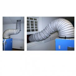 Insulated Exhaust Hose for Airrex Mobile Air Conditioners
