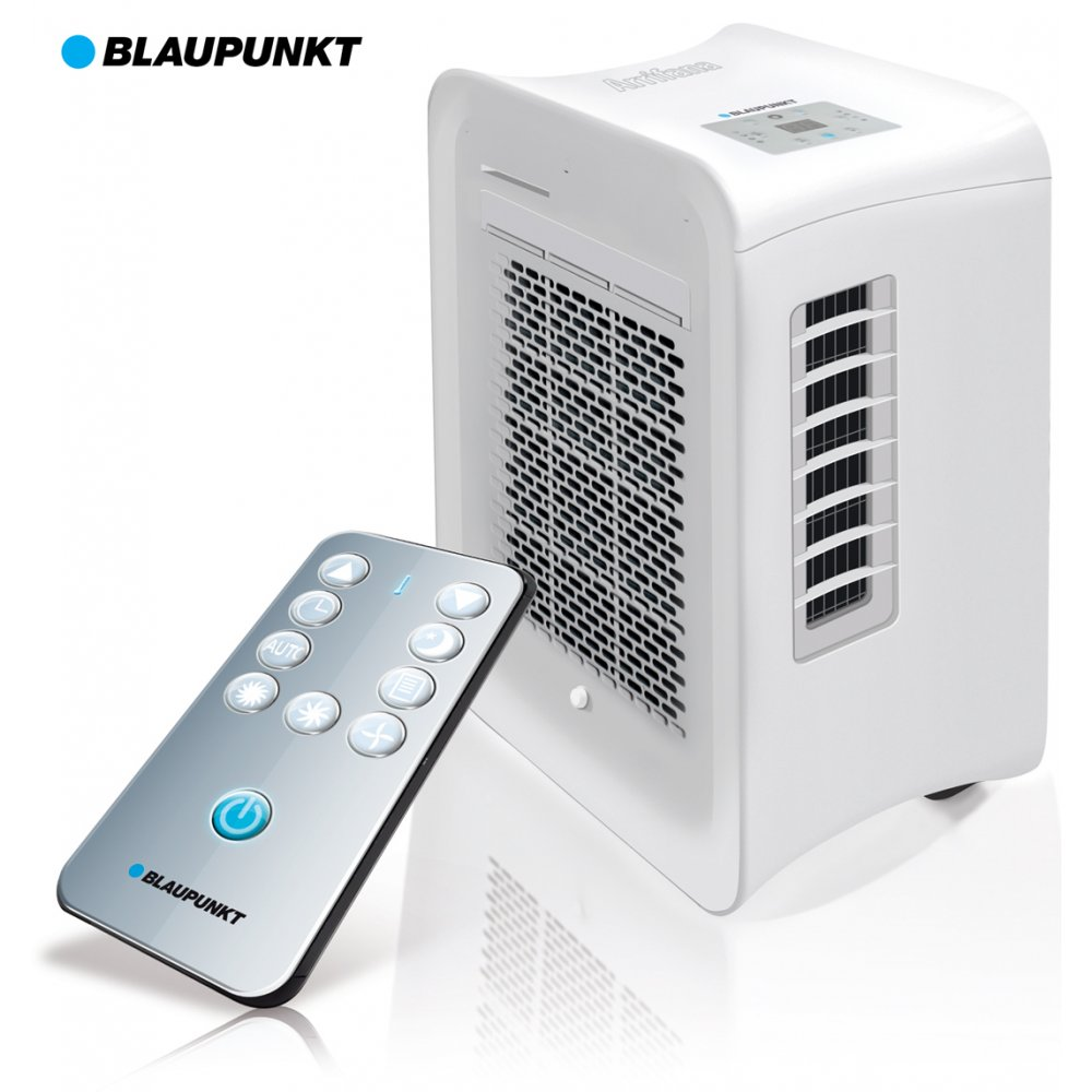 blaupunkt arrifana compact mobile air conditioner from breathing space. Black Bedroom Furniture Sets. Home Design Ideas