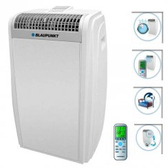 Moby Blue 0009 Professional Mobile Air Conditioning Unit