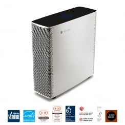 Sense+  Wi-Fi Connected Air Purifier in Warm Grey with HEPASilent Plus Technology and Smartphone Control