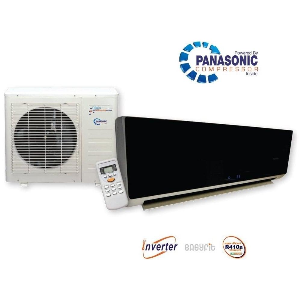 Kfr26 Black Gloss Super Inverter Air Conditioner