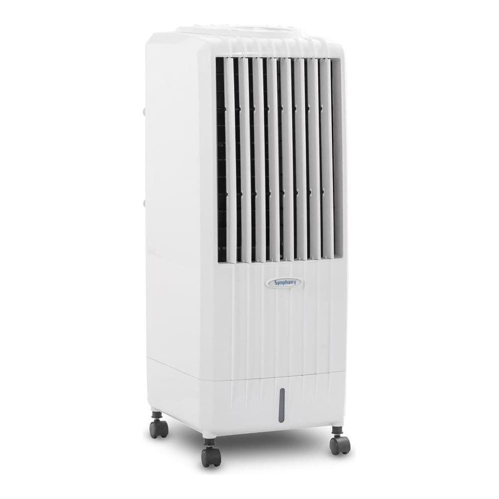 symphony diet8i portable room cooler breathing space. Black Bedroom Furniture Sets. Home Design Ideas