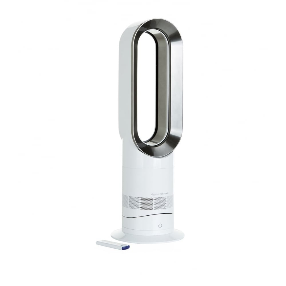 dyson am09 hot cool fan heater. Black Bedroom Furniture Sets. Home Design Ideas