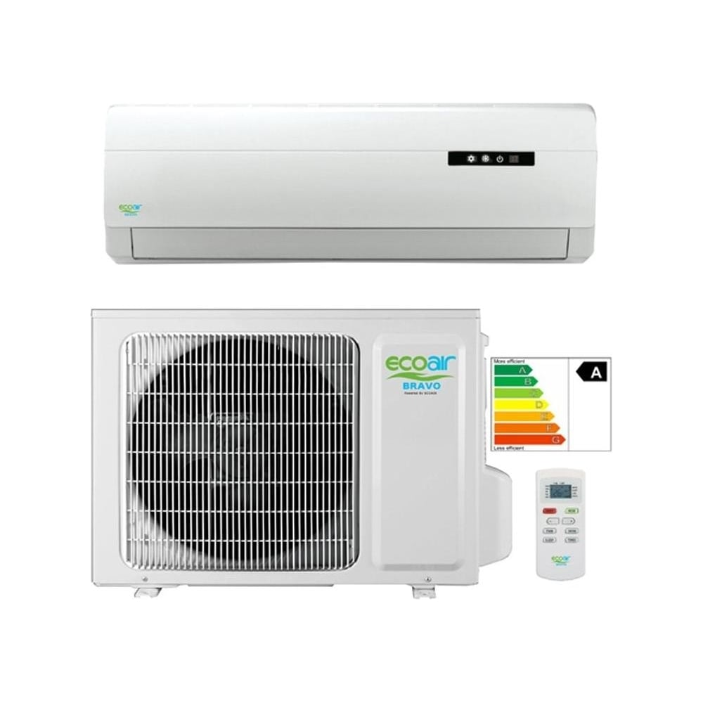 whole house air conditioner ecoair eco916sd mk2 easy install inverter air conditioning 11106