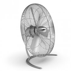 Stadler Form Charly Little Designer Desk Fan