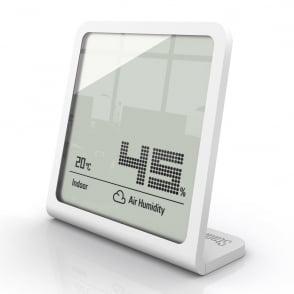 Stadler Form Selina Digital Hygrometer in White