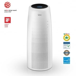 NK300 Room Air Purifier with Intelligent Automatic Air Quality Sensor