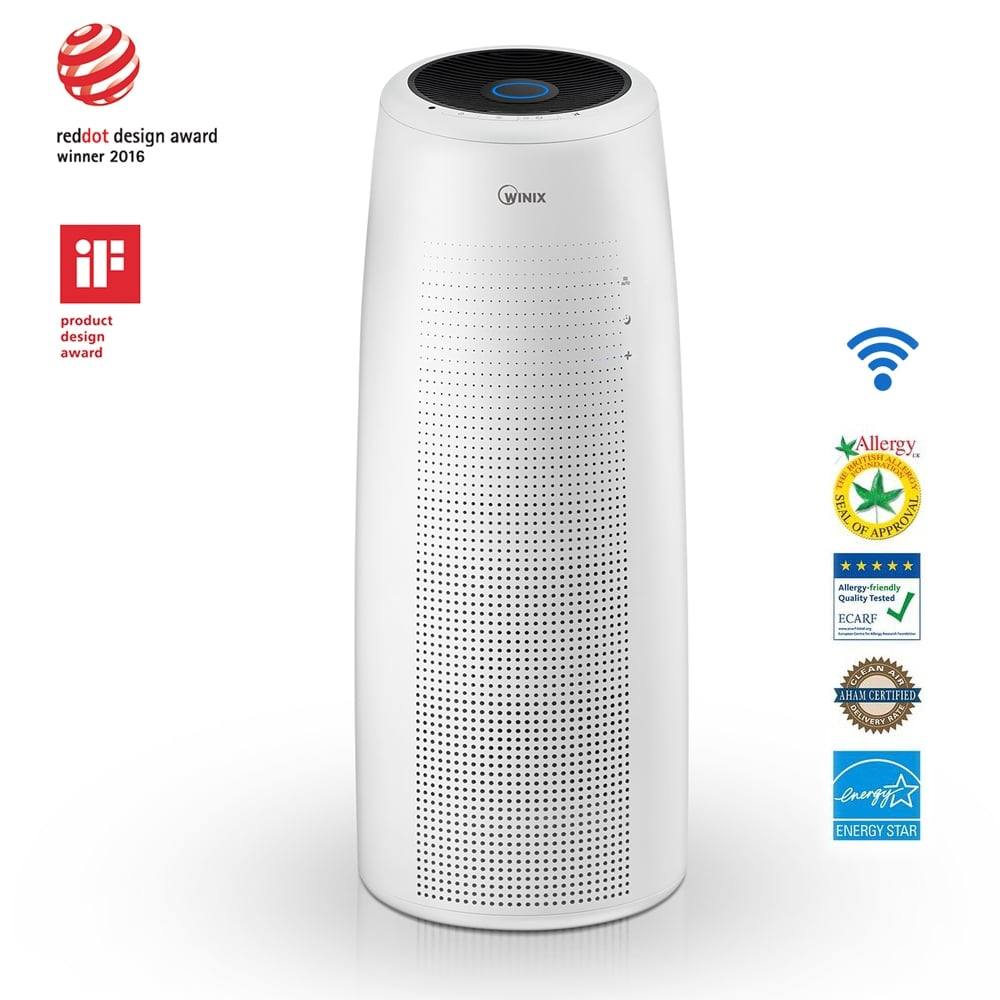 Winix Nk305 Smart Controlled Air Purifier From Breathing Space