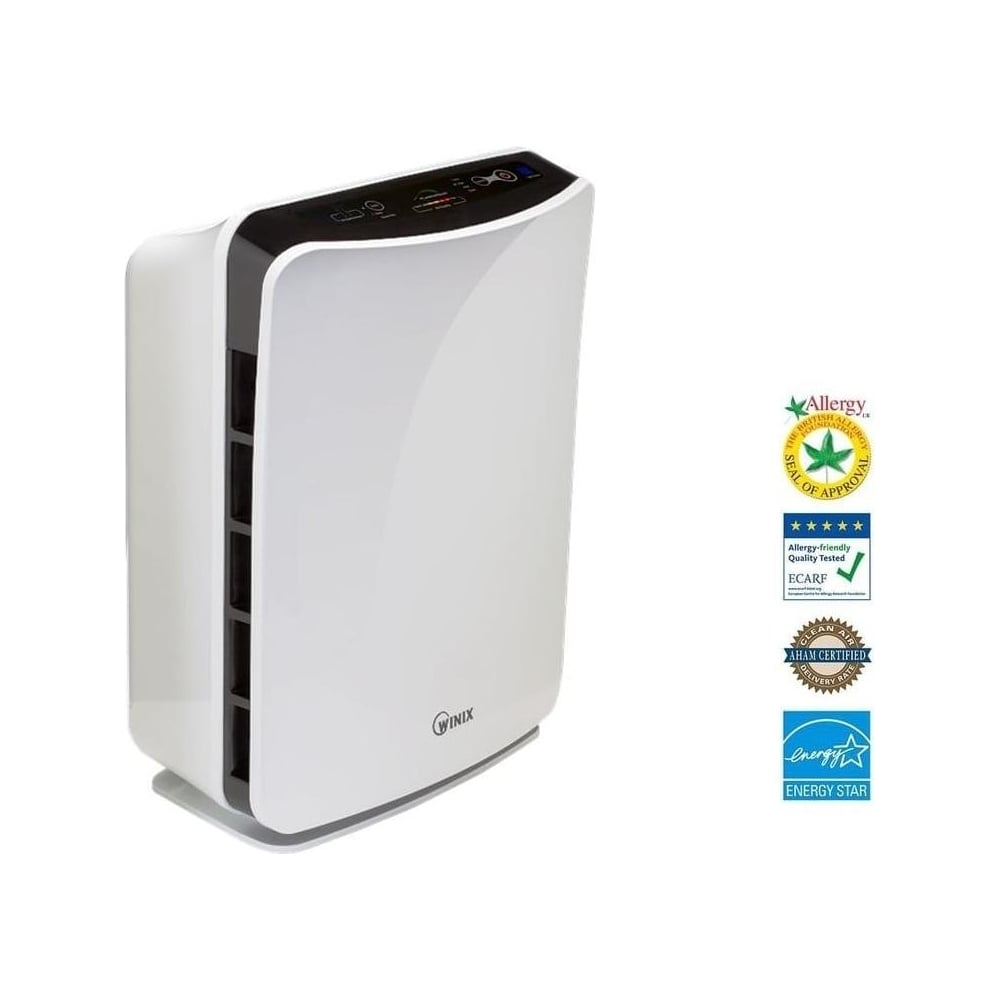 Winix p150 true hepa room air purifier from breathing space for Bedroom air purifier
