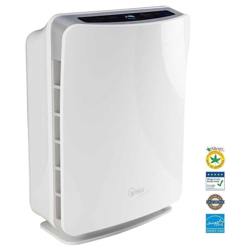 Air Purifiers For The Home : Winix u true hepa air purifier with quality monitor